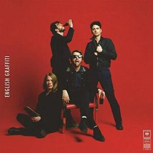 The-Vaccines-English-Graffiti-NEW-VINYL-LP