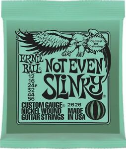 NOT-EVEN-SLINKY-2626-ERNIE-BALL-ELECTRIC-GUITAR-STRINGS-SET-12-56-STRINGS