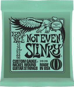 NOT-EVEN-SLINKY-2626-ERNIE-BALL-ELECTRIC-GUITAR-STRINGS-SET-12-56-STRINGS