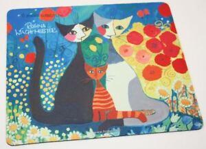 Mousepad / Handauflage Rosina Wachtmeister Piena Primavera / Katze Cat