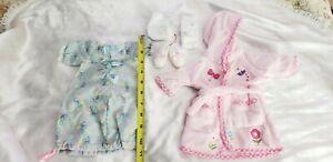 Micro Preemie Mini Reborn Baby Doll Clothes   eBay