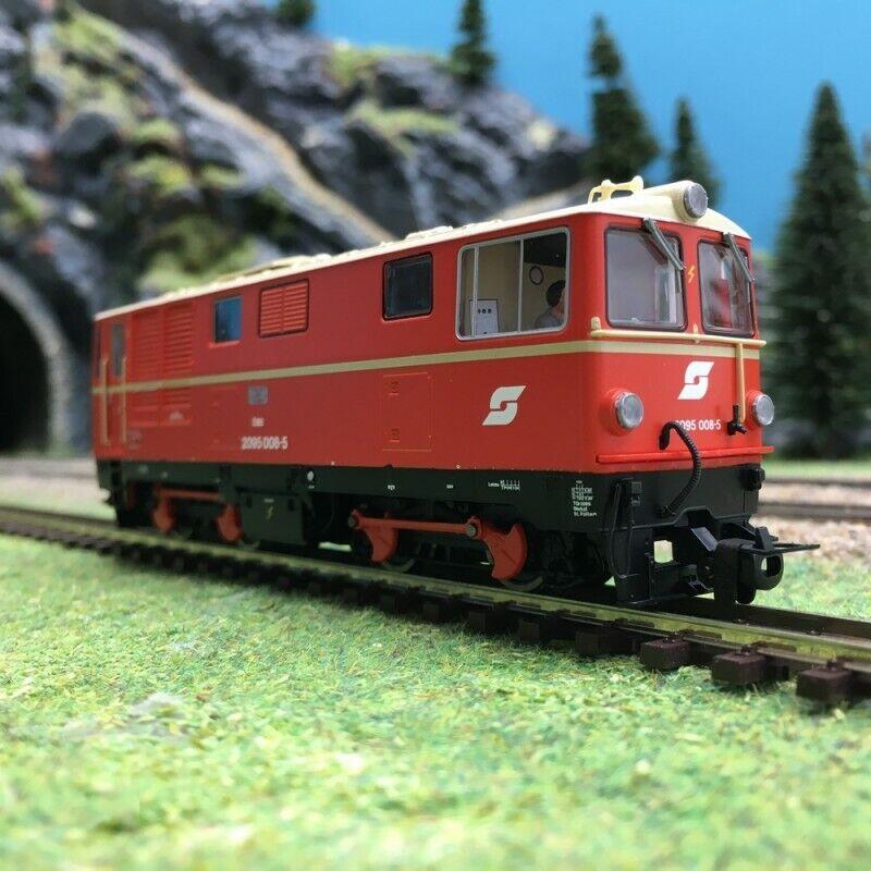 Locomotive 2095 0085 OBB IVV digital sonHOe 187ROCO 33301