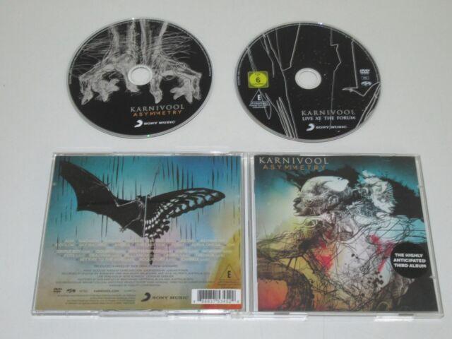KARNIVOOL/Asymmetry (Sony Music 88883753452) CD+DVD Album