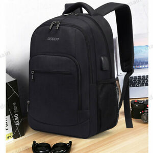 OSOCE-USB-Waterproof-Laptop-Backpack-Travel-Bag-Computer-Notebook-Bag-School-Bag