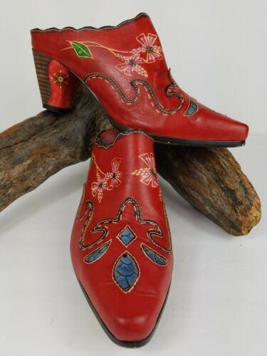 Corkys Elite Flame Women's Cowboy Flower Aztec Boo