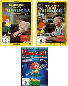 11-DVDs-MEISTER-EDER-UND-SEIN-PUMUCKL-STAFFEL-1-2-ZIRKUS-IM-SET-NEU-OVP