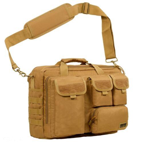 Seibertron Sling Laptop Bag PC Tactical Messenger Bag Men Computer Crossbody bag