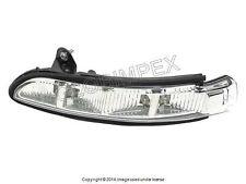 Mercedes w211 (2007-2009) Mirror Turn Signal Light Left OEM NEW + Warranty