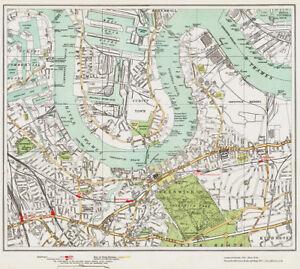 Image result for map deptford