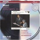 Wolfgang Amadeus Mozart - Mozart: Piano Concertos Nos. 20 & 24 (2001)