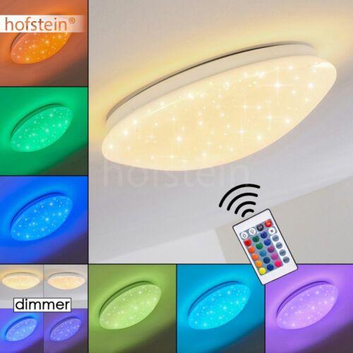 LED Decken Leuchten Sternenhimmel Bade Wohn Schlaf Zimmer Lampen Fernbedienung
