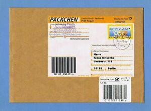 ! Fehlverwendung Bund-rare Ef Dbp-logo Atm Nº 3.1 720 Pfg. - Lt Tarif 2002!!!-afficher Le Titre D'origine 100% D'Origine
