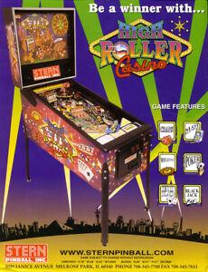 Casino pinball machine pokemon blue slot machine help