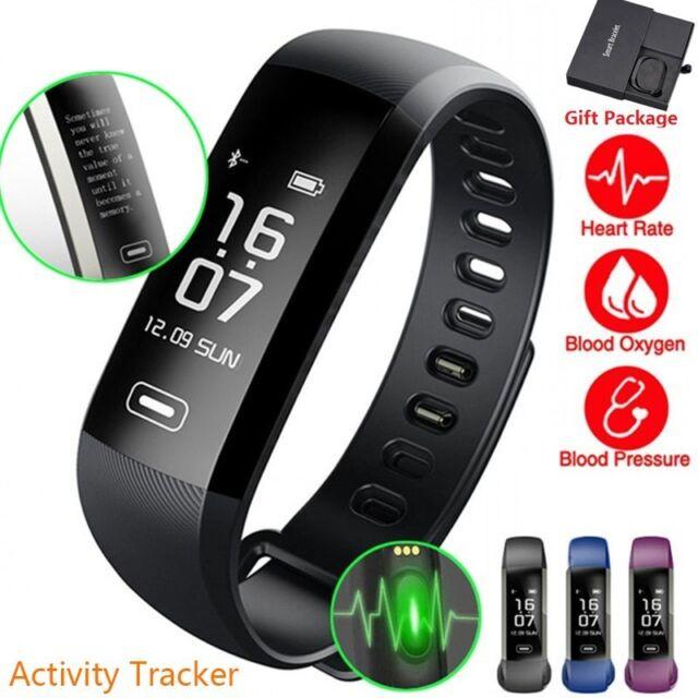 M2 Smart band Heart Rate Blood Pressure Oxygen Sport Bracelet Smart Watch  Pulse