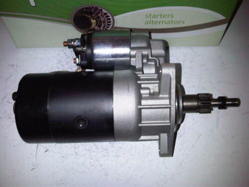 VW TRANSPORTER T4 MK4 2.4 2.5 D TD TDI DIESEL BRAND NEW Chuut Line starter motor