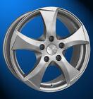 Wheelworld WH22 6.5 X 16 5 X 115 41 racesilber lackiert