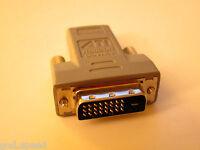 Amd Ati Radeon Desktop Pc Video Graphics Vga Card Dvi To Hdmi Adapter Converter