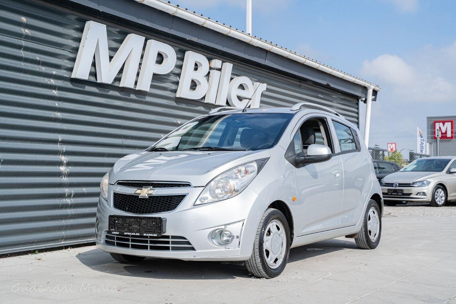 Chevrolet Spark 1,2 LS