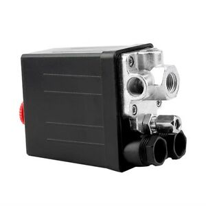 Heavy-Duty-Air-Compressor-Pressure-Switch-Control-Valve-90-PSI-120-PSI-MAA