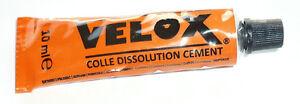 Tube Dissolution Colle pour Rustines Vélo - VELOX - Vite Expédié depuis France - France - État : Neuf: Objet neuf et intact, n'ayant jamais servi, non ouvert, vendu dans son emballage d'origine (lorsqu'il y en a un). L'emballage doit tre le mme que celui de l'objet vendu en magasin, sauf si l'objet a été emballé par le fabricant d - France