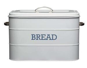 Rangement De La Cuisine Official Website Kitchencraft Printed Steel Bread Bin Latest Technology