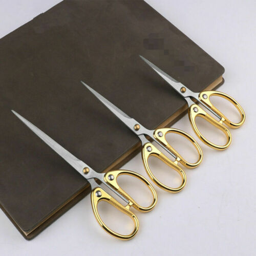 S//M//L Rostfreier Stahl Papier Stoffe Cutter Tools Nähen Schere Büro Werkzeuge