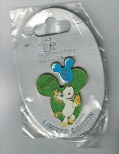 Disney-HKDL-9th-Anniversary-Balloon-Collection-Buttercup-Pin-LE-300-New-on-Card
