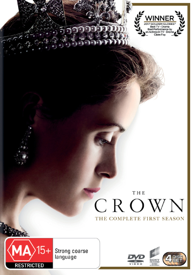 The Crown Season 1 : NEW DVD