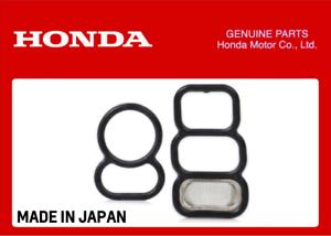 LOWER H-SERIES H22A GENUINE HONDA VTEC SOLENOID GASKETS UPPER
