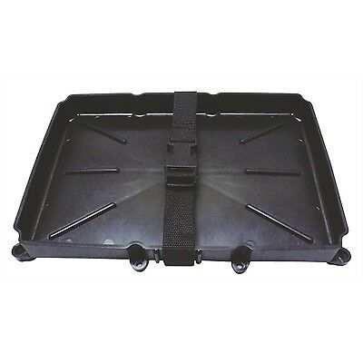 Group 27 Standard Size Plastic Battery Tray//Strap NBH-27P-DP