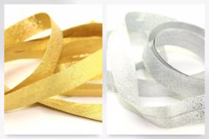 BIE26-M Metallic Lurex Bias Binding Tape