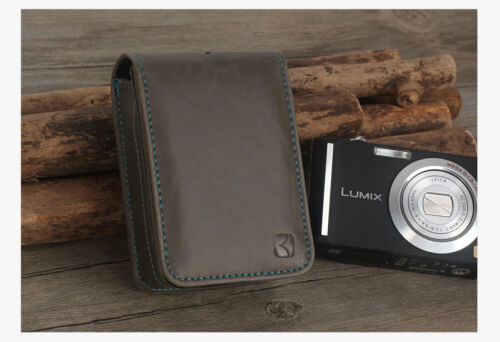 Hard compact camera case pouch with belt loop for CANON IXUS 185 180  Camera