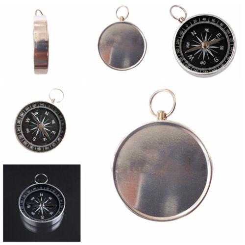 Mini Portable Pocket Kompass für Camping Wandern Outdoor Sports Navigation CN