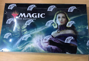 New-MTG-Magic-the-Gathering-War-of-the-Spark-booster-box-Japanese-free-shipping