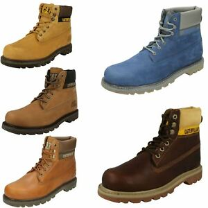 25b491d9447cc Image is loading Mens-Caterpillar-Casual-Lace-Up-Ankle-Boots-039-
