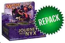 Journey Into Nyx Booster Box Repack! 36 Opened MTG Packs In Box