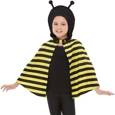 Trendmarkierung Kinder Hummel Kapuze Cape Hummel Kostüm Umhang Von Smiffys