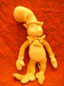 Details about Hosung cream Dr. Seuss Cat in the Hat Soft Toy 18