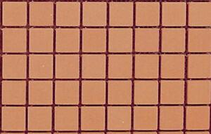 Dollhouse-Miniature-Mesh-Mounted-Patio-Brick-12-034-x-6-034-1-12-Scale
