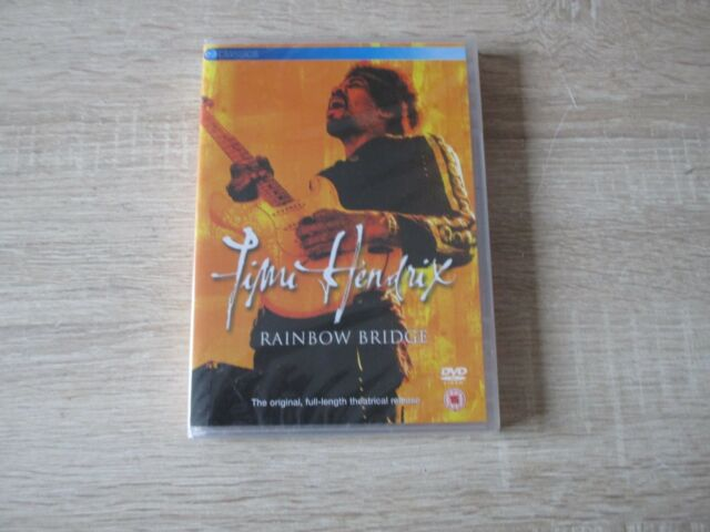 Rainbow Bridge von Jimi Hendrix (2007)  DVD Musik NEU OVP