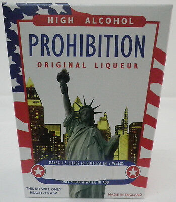 Prohibition High Alcohol Whisky Homebrew Spirit Making (See Free Stock Offer)