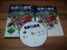 Spore SPORE in Originalbox mit Handbuch  PC Vista / XP TOP Macher von SIMS