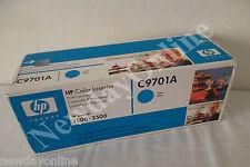 HP OEM 121A Color LaserJet Toner Cartridge CYAN 4000-Pages 1500 2500 C9701A NEW