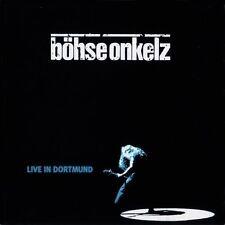 """BÖHSE ONKELZ """"LIVE IN DORTMUND"""" 2 CD ALLE HITS NEUWARE!"""