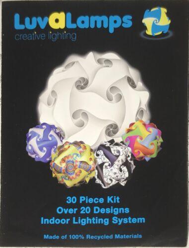 "WHOLESALE Puzzle Lights Infinity Lights LuvaLamps Small 25cm//10/"" USA 300 PCs USA"