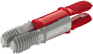 einteilverbinder-con-spreizmuffe-Connettore-Mobili-SC8-25-giunzione-per-corpo