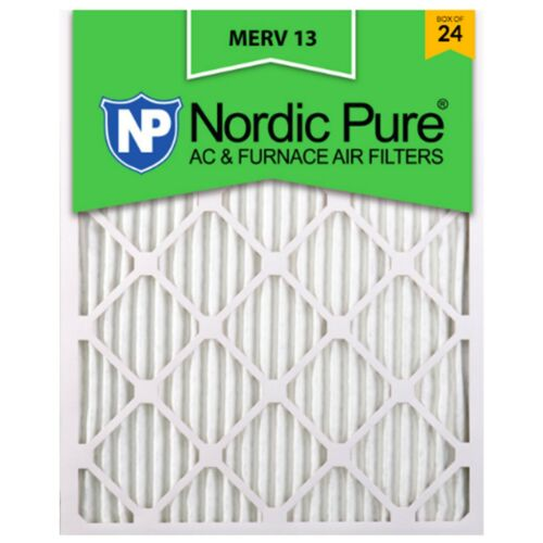 16X25x1 Air Filter Furnace Merv 13  Allergen Filtrete Filtretetm 3m Bulk Pleated