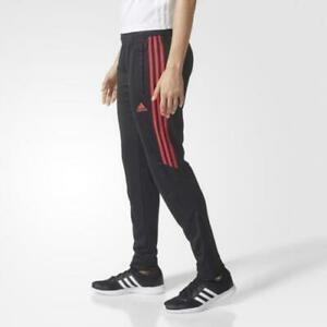 Details about New Adidas Smal Tiro ClimaCool Soccer Pants BlackEnergy Pink 141M