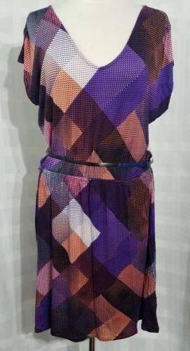 Women/'s Attention Dress Sz L Stretchy #10.3-50303053