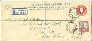 Basutoland-Registered-Postal-Envelope-HG-C5a-uprated-SG-72-QACHASNEK
